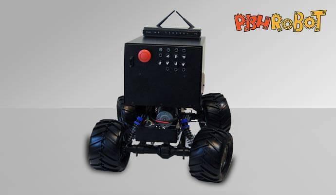 Autonomous rescue robot