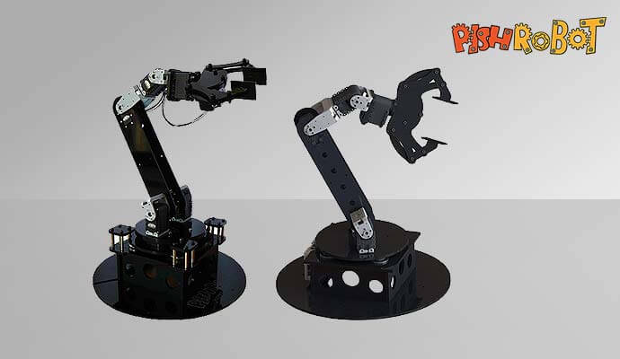 Pishrobot Arms