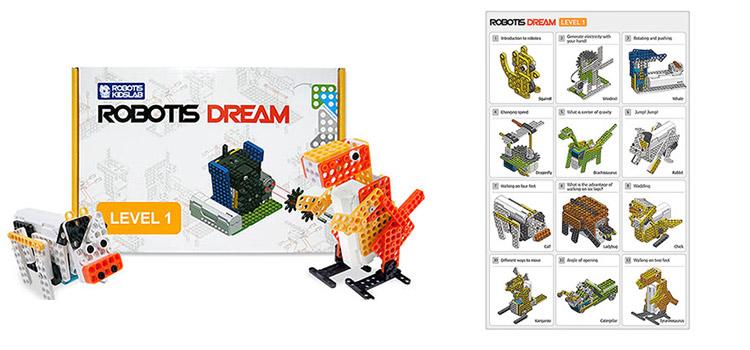مجموعه ROBOTIS DREAM LEVEL 1