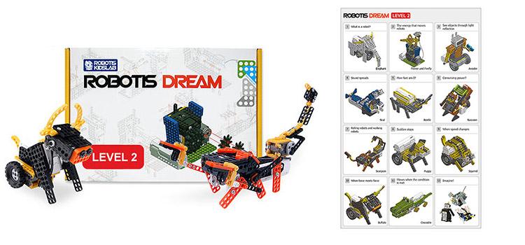 مجموعه ROBOTIS DREAM LEVEL 2