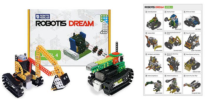 مجموعه ROBOTIS DREAM LEVEL 4