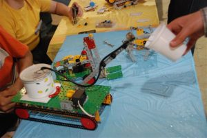 المپیاد رباتهای آموزشی 1387