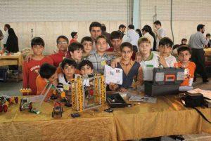 المپیاد رباتهای آموزشی 1388