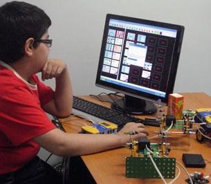 آموزش برنامه نویسی رباتیک برای کودکان