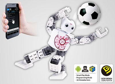 خرید ربات انسان نما مجموعه رباتیس مینی