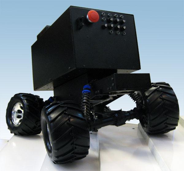Autonomous Rescue Robot Platform