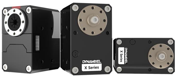 داینامیکسل ایکس DYNAMIXEL-X Series
