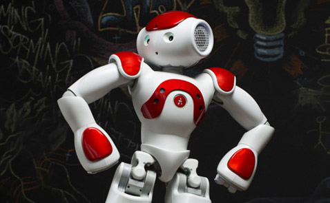 NAO Aldebaran (SoftBank Robotics)
