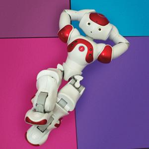 NAO Evolution ربات انسان نمای پیشرفته نائو نسخه