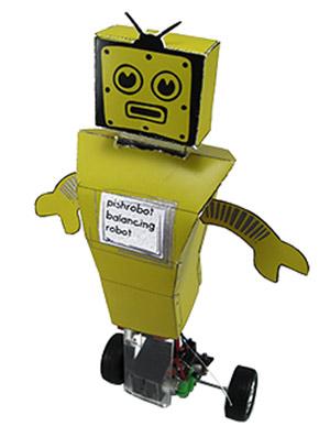 ربات آکروباتباز