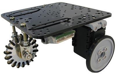 MRP-W2AX پلتفورم ربات متحرک چرخدار