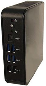 QutePC-4001 کامپیوتر کوچک و قدرتمند