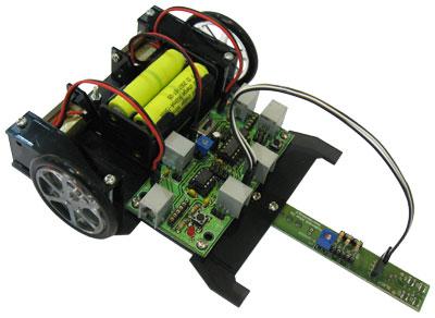 Roborider فروش ربات تعقیب خط