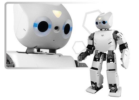 ROBOTIS OP2 ربات انسان نما