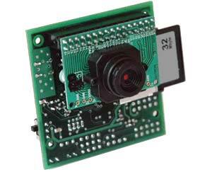 CMUCAM3 دوربین با پردازشگر داخلی