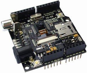 CMUCAM4 دوربین با پردازشگر داخلی