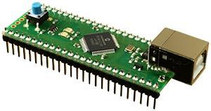 PIC18F67J50 ماژول کنترل بر پایه میکروکنترلر