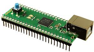 PIC32MX795F512H ماژول کنترل بر پایه میکروکنترلر