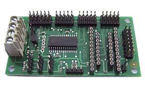 SD21 کنترلر ۲۱ عدد سروموتور