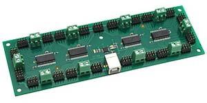 SD84 کنترلر ۸۴ عدد سروموتور