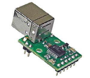 برای مدار چاپی ISS به USB مبدل