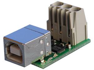 RS485 به USB مبدل