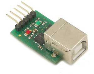 I2C به USB مبدل