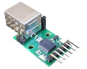 ISS به USB مبدل