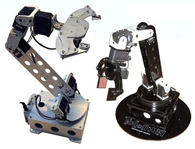 ARM6AX18 بازوی رباتیک
