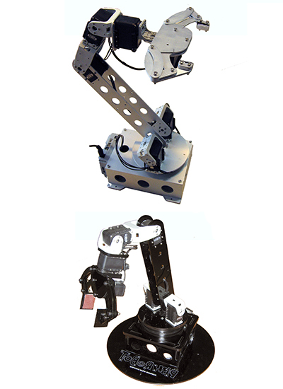 ARM6AX12 بازوی رباتیک