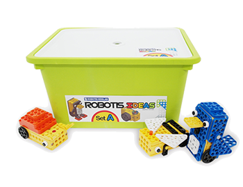 Robotis ideas pack A