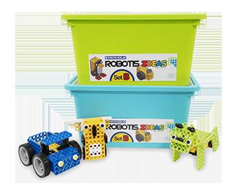 Robotis ideas pack B