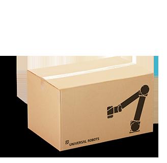Universal robots benefits fast setup box