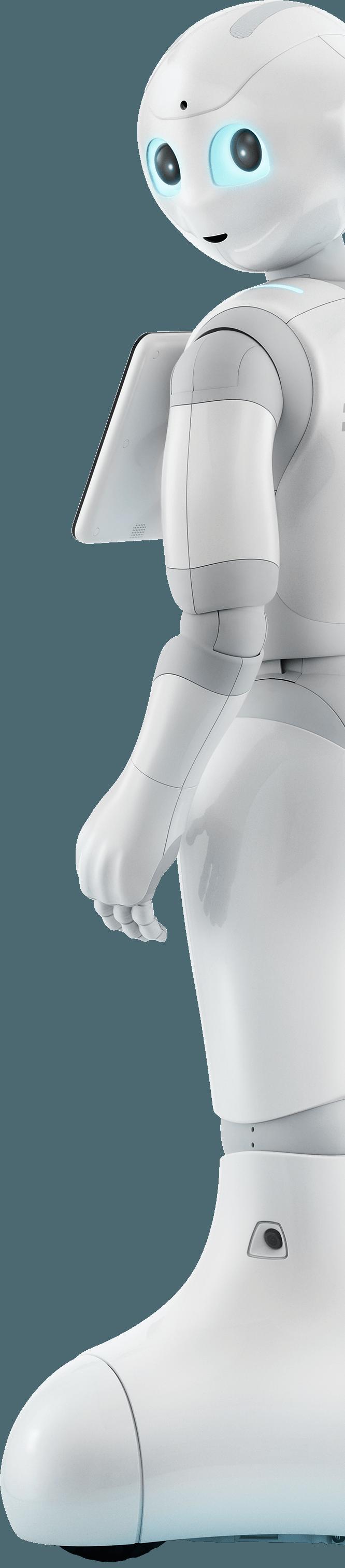 Pepper Humanoid Robot ربات پپر