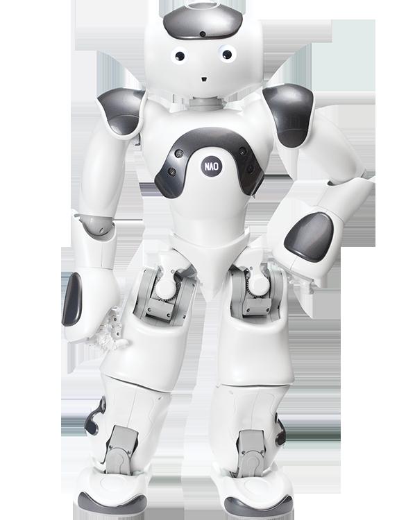 ربات انسان نمای اجتماعی هوشمند نائو نسخه 6