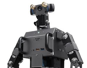 ربات انسان نمای رباتیس اوپی 3