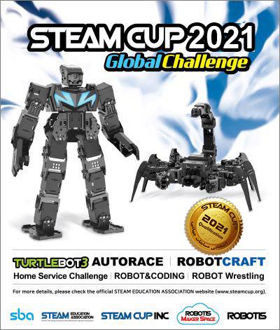 انتخابی استیم کاپ جهانی رباتیک 2021